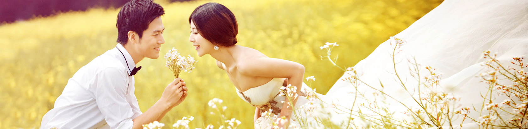 葫芦岛婚纱摄影